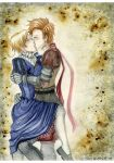 APH DenNor Kiss by MaryIL