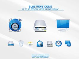 Bluetron Icons by themerboy