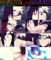 Naruto vs Sasuke END 21 by DP1757