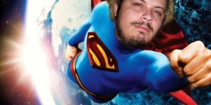 Me as Superman by 2barquack