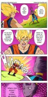 Dragonball Super Low Budget by nakanoart