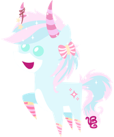 Pointed Star Chibi by VinylBecks