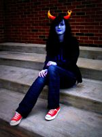 Vriska by CrazyHarrison