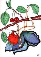 Cherry fairy-Vannessa BDay by jac