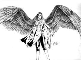 Black Wings c lowres by MerulaGFM