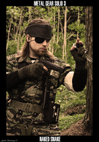 MGS 3 cosplay session 01 by Grethe--B