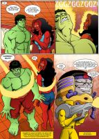 The Incredible Hulk: Red Alert Page 25 by MikeMcelwee