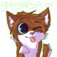 SeaStarSan Icon PC by rizusaur