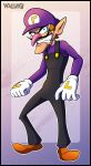 Waluigi by RatchetMario