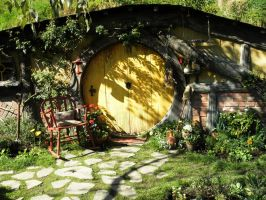 Hobbit Hole by mixie92