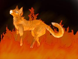 Firestar by SkittlezArts