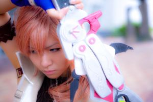 FFXIII - Lightning 01 by garion