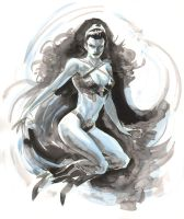 Shadow Lass by Cinar