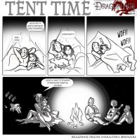 DAO: Tent time by SoniaCarreras
