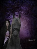 THE DARK FOREST by KerensaW