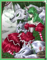 The Holly Princess by Buuya
