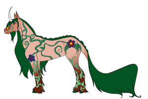 RVMS Holly and Ivy by RVMStables