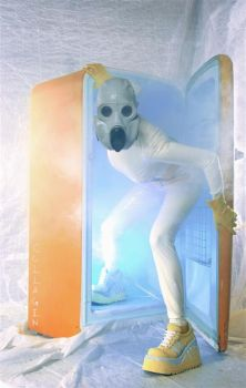 Cryogenic Doll 5 by Collagen-model