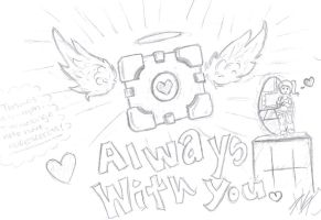 Always With You sketch by nihonnerd96