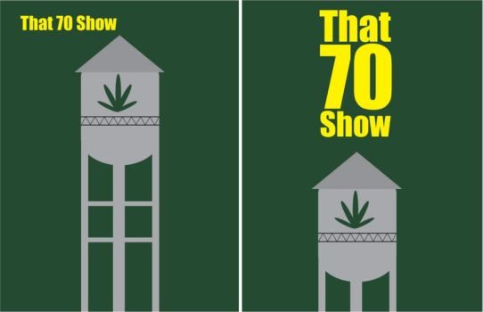 That 70 Show Minimal Poster by rubinator