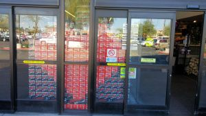 Valentine's Day Coke Display 2015 2 by BigMac1212