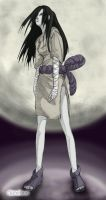 NAFA Contest - Orochimaru Girl by duneboo