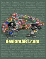 What is deviantART? by PixlPhantasy