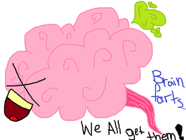 Brain Fart XD by XChuckyX