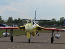 Hawker Hunter Taxi 3 by davepphotographer