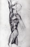 Male nude by carlotta-guidicelli