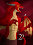 Dragon's Rage by Drache-Disunki