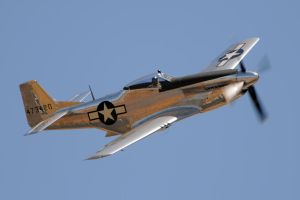 P-51 D by AirshowDave