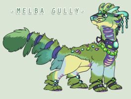 Melba Gully by SinCommonStitches