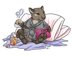 Soul of a Wombat by ursulav