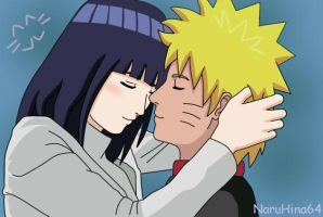 NaruHina - I love only you by NaruHina64