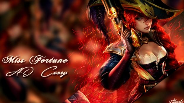 Wallpaper_Miss_Fortune by Allensito