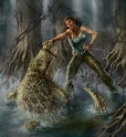Lara Croft survivor 4 by Sophia-M