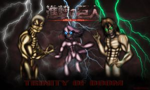 Trinity of Doom  by sixpathoffriendship