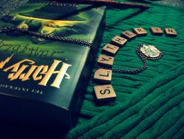 Slytherin by adramenda