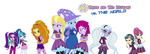 Trixie and the Illusions vs The World by 3D4D