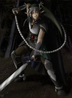 For Animetayl:Dark Knight Link by raiyneofgailin