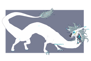 Manda Ref by astralcookie