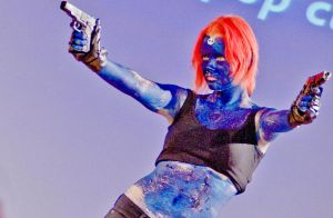 Mystique-2011 by 13MorbidMouse13