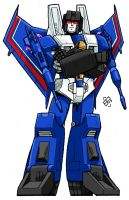 T-25: Thundercracker by Kingoji