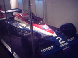 Goodyear early race car by NationalMind