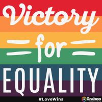 Victory for Equality #LoveWins by darkchronix95