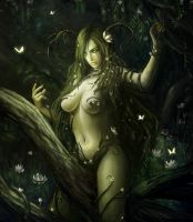 Dryad by Solaice