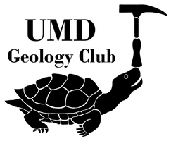 UMD Geology Club T-shirt Design by Albertonykus