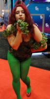 NYCC'11 Poison Ivy by zer0guard