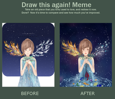 Elements: Before and After by BlazingBacon